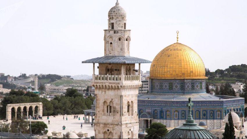 وزير إسرائيلي: هذه خطة ترامب ونتنياهو على تقسيم القدس وإقامة دولة فلسطينية