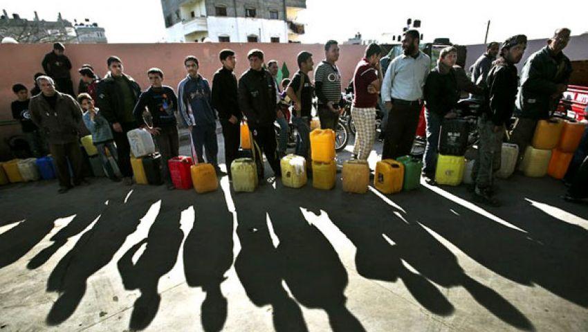 تراجع أزمة الوقود بعد عزل مرسى