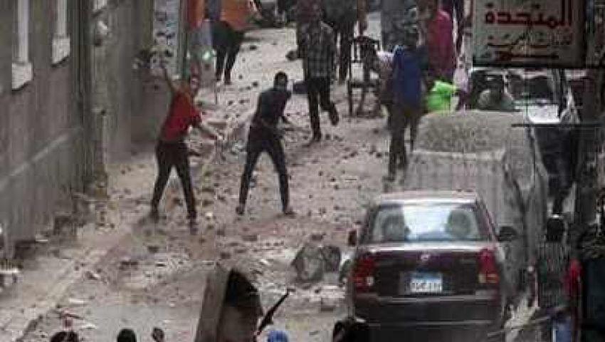 الجيش يسيطر علي مشاجرة بالأسلحة النارية غرب الإسكندرية