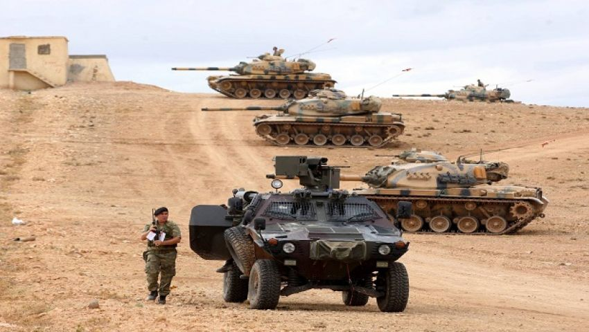 الجيش التركي يدمر أهدافًا لـ«بي كا كا» بالعراق