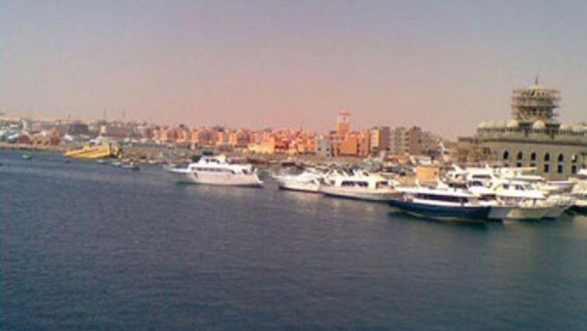 موانئ البحر الأحمر: الملاحة منتظمة بالغردقة وسفاجا