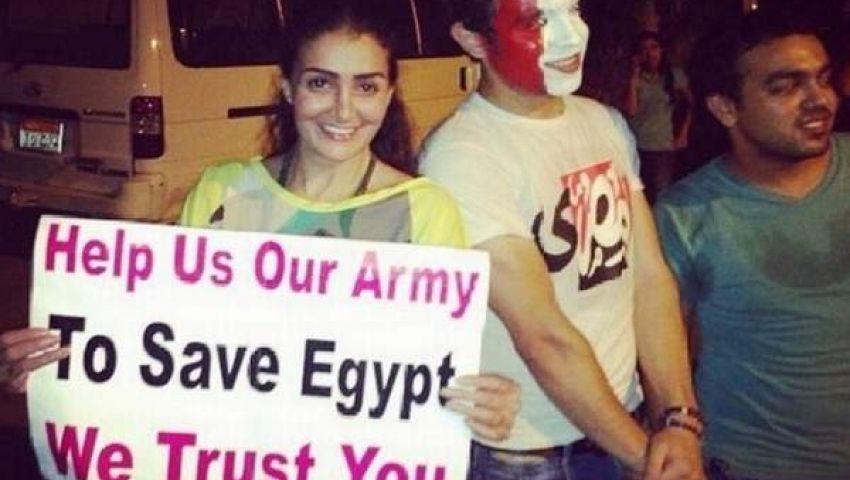 غادة عبدالرازق: باسم يوسف غيران من السيسي
