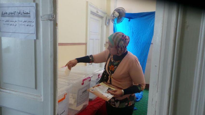 إعادة انتخابات نقابة المحامين الفرعية بالإسكندرية