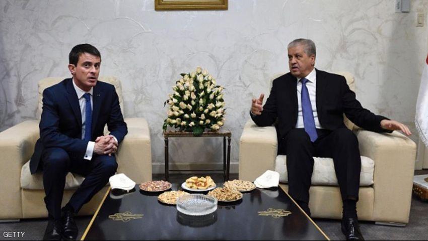رئيس وزراء فرنسا يؤكد على العلاقة الاستراتيجية مع الجزائر
