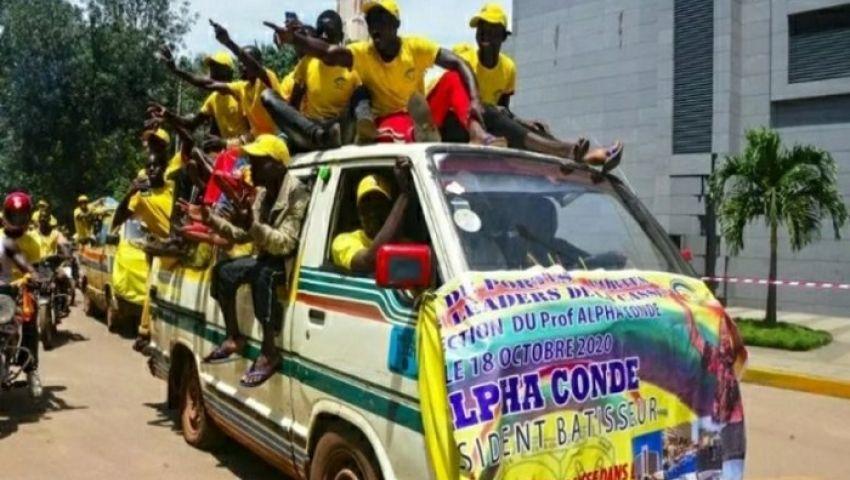 الأحد.. غينيا تختار رئيسها وسط مخاوف من صدامات دامية