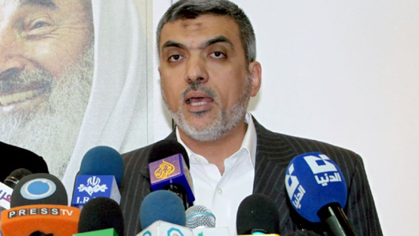 الرشق: حماس تقف مع الشرعية السياسية في اليمن