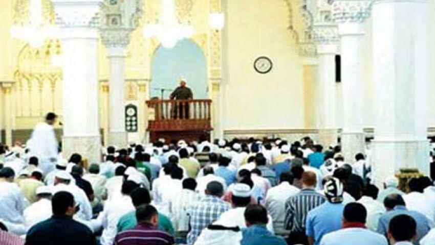 إمام  يؤيد تمرد من منبر مسجد بالفيوم