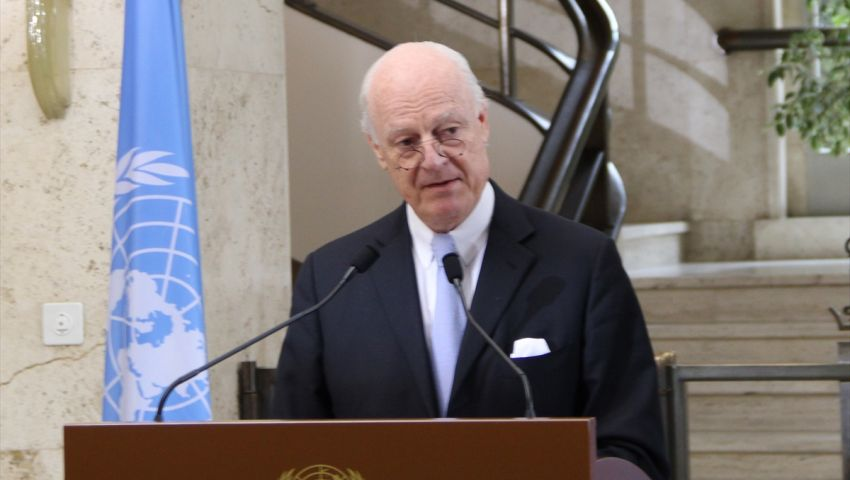 بدء جولة مفاوضات جديدة حول سوريا في 13 أبريل