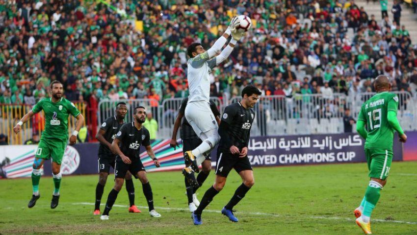إنفوجراف| نصف نهائي «كأس زايد».. مواجهة سعودية مرتقبة