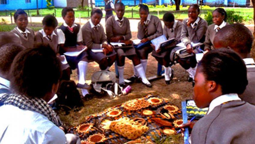 التربية الجنسية لمكافحة حمل طالبات المدارس في زامبيا