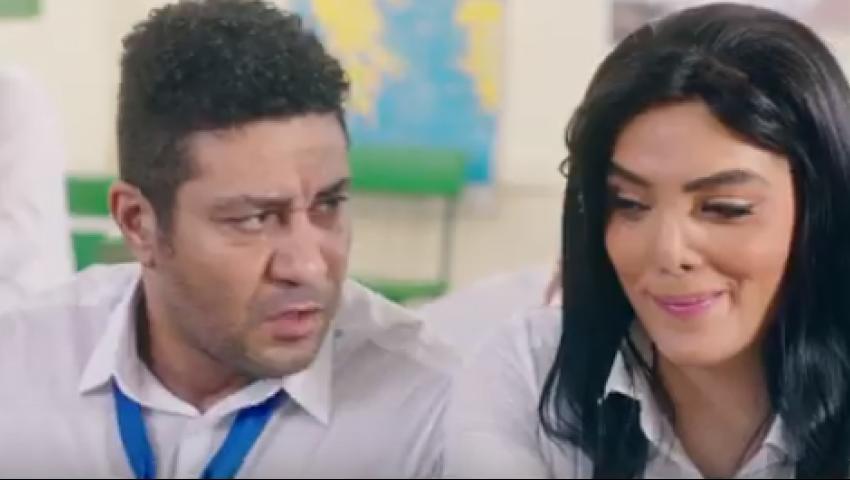 في برومو «استدعاء ولي عمرو».. حورية فرغلي تعود للثانوية