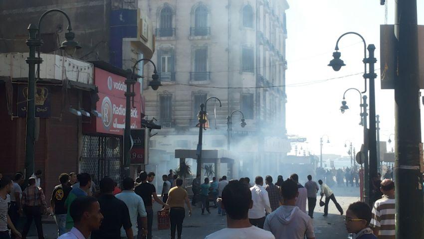 قتيلان باشتباكات بين مؤيدي ومعارضي مرسي بعدة مدن