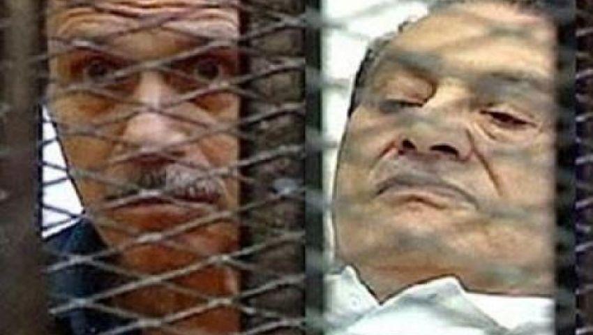 غدًا.. استئناف محاكمة مبارك والعادلى فى قتل المتظاهرين