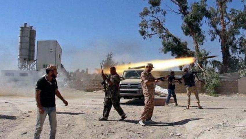 المتحدث باسم ١٧ فبراير الليبية: أسرنا جنودا وطيارين مصريين
