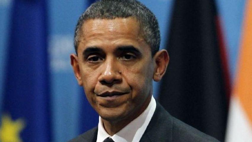 أوباما: لا ندعم أي طرف في مصر