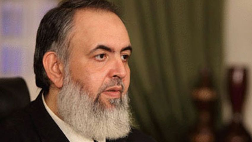 مرسي: قضية أبو إسماعيل فشنك