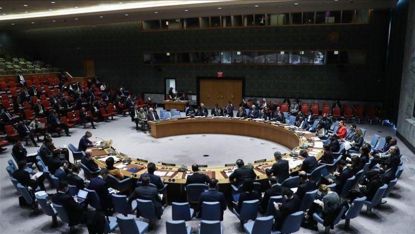 رئيس مجلس الأمن: لا مشروع قرار بشأن ليبيا
