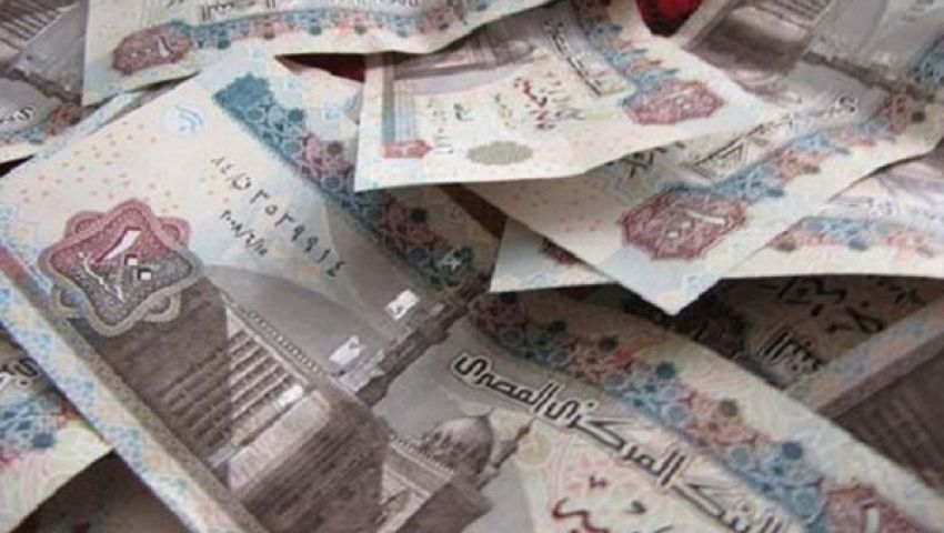 الحكومة تقترض 5.5 مليار جنيه لمواجهة عجز الموازنة