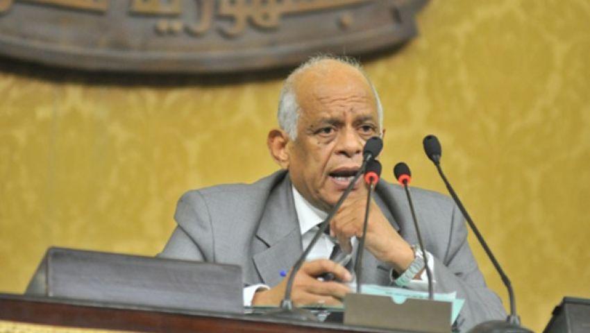 السادات يتقدم ببلاغ للنائب العام لرفع الحصانة عن رئيس مجلس النواب