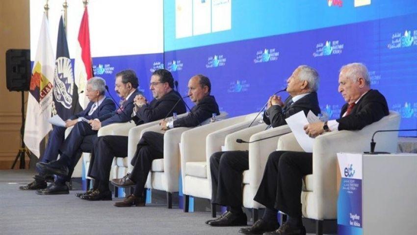 «ملتقى مصر للاستثمار»: تطوير البنية التحتية لقطاع الاتصالات في أفريقيا ضرورة