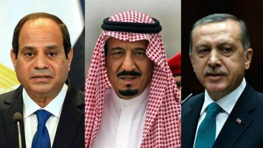 ديبكا: هذا ما دار بين سلمان والسيسي حول أردوغان
