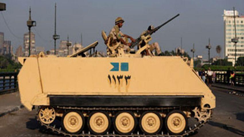 تعزيزات أمنية بالمنشآت الشرطية بالفيوم