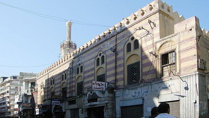 على الطراز العثماني.. 5 معلومات عن مسجد تربانة الأثري بالإسكندرية
