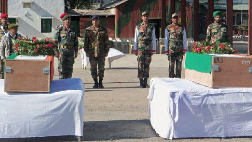 مقتل جنديين باكستانيين في اشتباك حدودي مع القوات الهندية