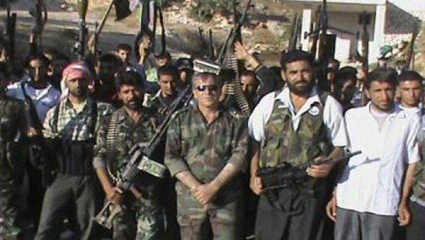 السوري الحر يسيطر على عدة مواقع ببلدة خان العسل