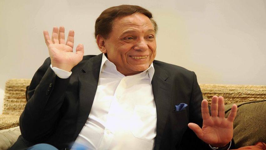بـ 5.4 مليون جنيه.. عادل إمام يتصدر قائمة دافعي الضرائب