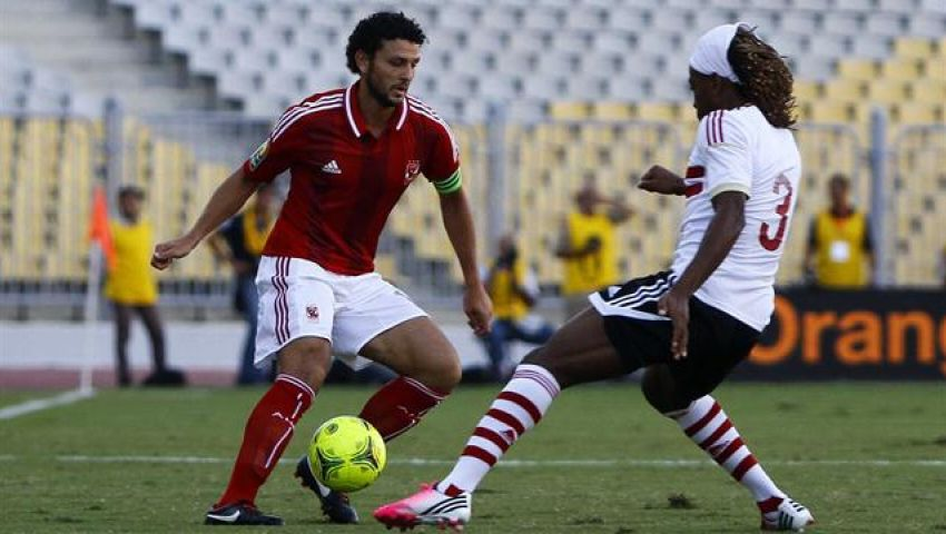 يوسف يعزل لاعبى الأهلى عن الأحداث السياسية بمصر