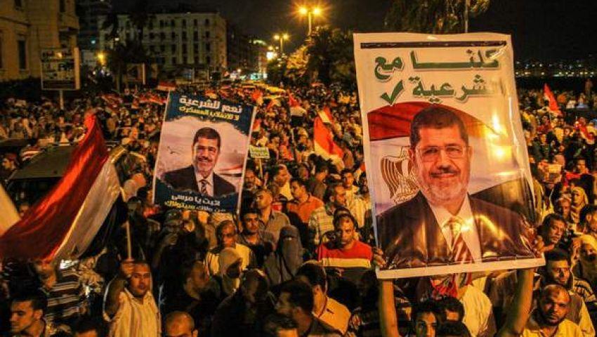 قضاة ومحامون يدشّنون حقوقيون ضد الانقلاب بميدان رابعة
