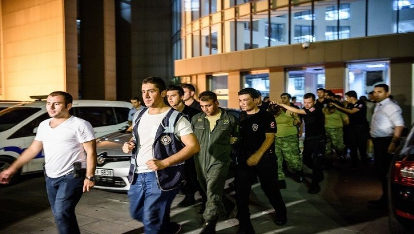 236 تركيًا قدموا طلبات لجوء في اليونان بعد الانقلاب الفاشل