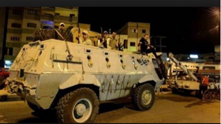 إصابة 3 جنود في هجوم مسلح بالعريش
