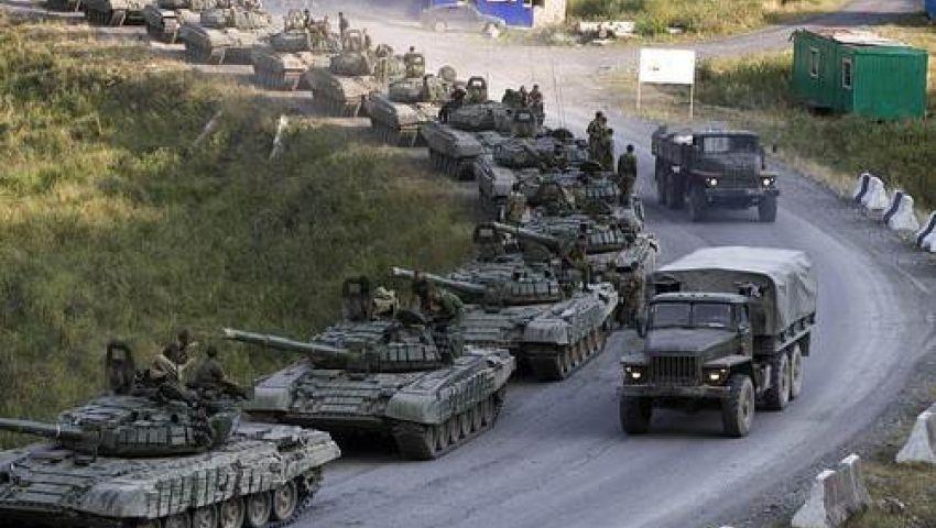 أنباء عن بدء خروج الجنود الأوكرانيين من القرم