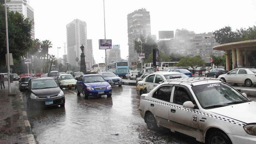 تبدأ غدًا.. «الأرصاد»: موجة من التقلبات الجوية تشهدها القاهرة ومحافظات