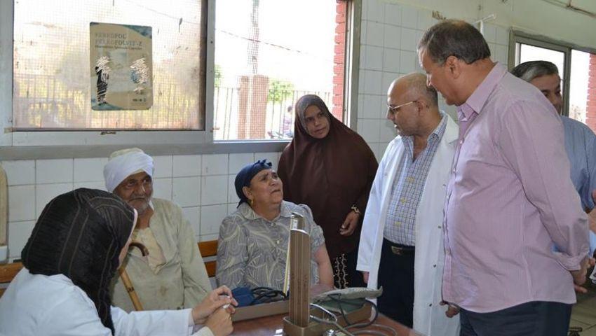 إقالة مدير مستشفى السنطة العام بسبب سوء النظافة والإهمال الطبي