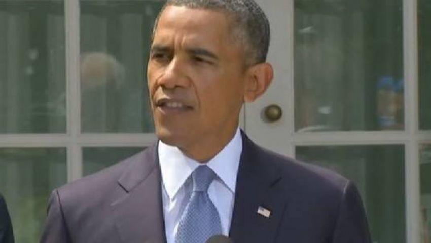 أوباما: قررنا شن ضربة عسكرية محدودة ضد النظام السوري