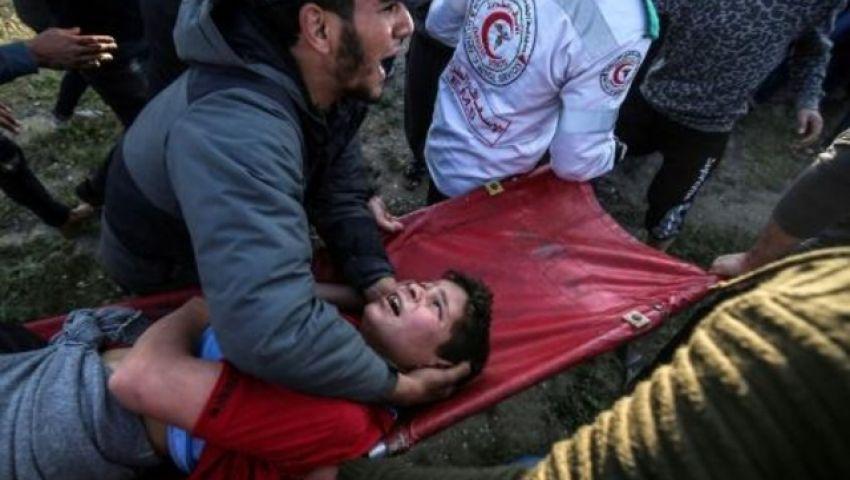 عشية الذكرى الأولى لـ«مسيرات العودة».. هدوء بين غزة وإسرائيل