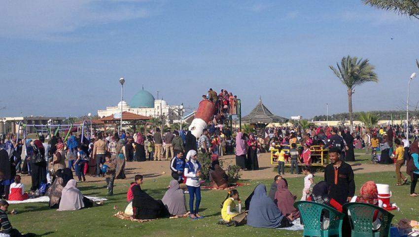 أسعار تذاكر الحدائق العامة في عيد الفطر