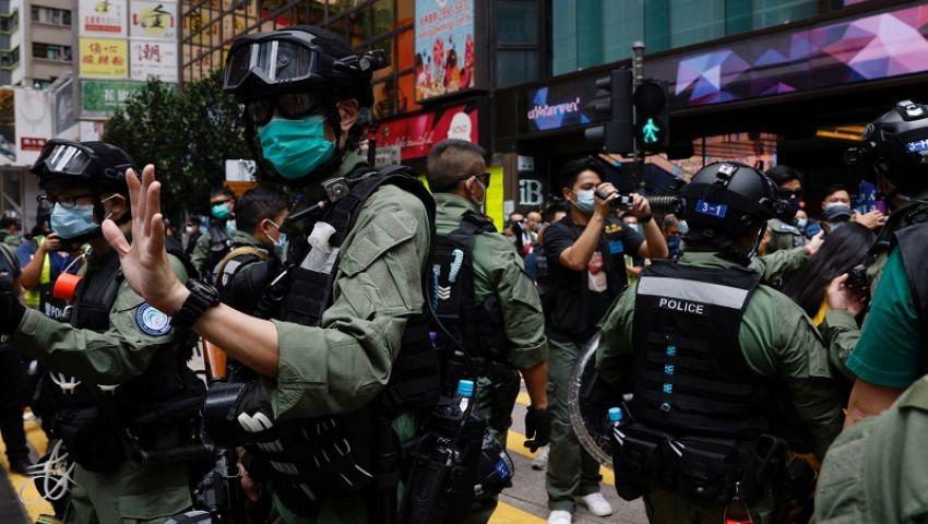 بينهم أمريكي.. الصين تواصل حملة الاعتقالات في هونغ كونغ وهكذا علقت واشنطن