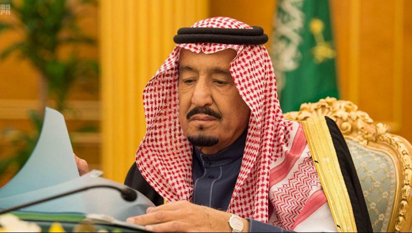 الأحداث الإقليمية على طاولة مباحثات الملك سلمان ورئيس الوزراء الأردني