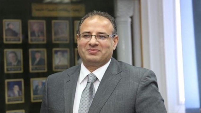 جامعة الإسكندرية تحتفل بتخرج دفعة جديدة من كلية الطب