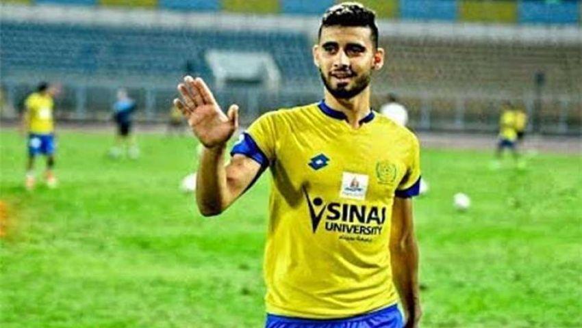 الإسماعيلي يرفض رحيل باهر المحمدي للنادي الأهلي