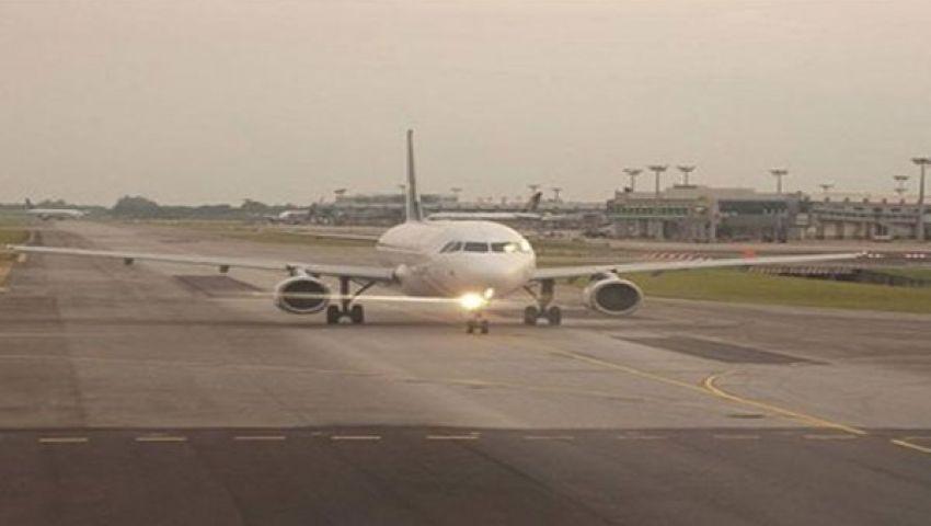 هبوط طائرة ليبية اضطراريا لإنقاذ حياة طفل