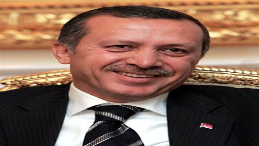 أردوغان وبارزاني يشهدان على عقد قران 800 عريس