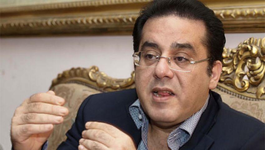قيادي بـغد الثورة يستقيل احتجاجا على مواقف أيمن نور