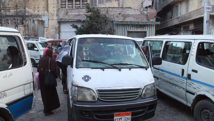 التسعيرة الجديدة لـ«الميكروباص» بالإسكندرية بعد ارتفاع البنزين