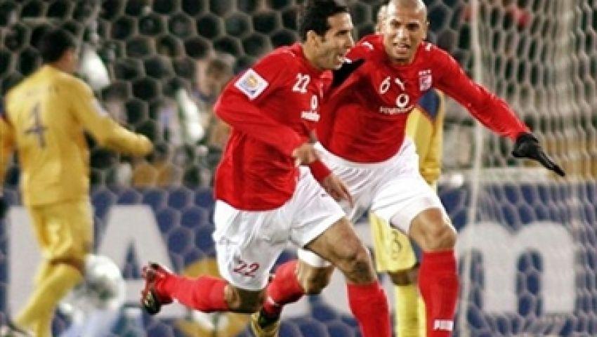 وائل جمعة : عودة أبو تريكة مكسب للأهلى