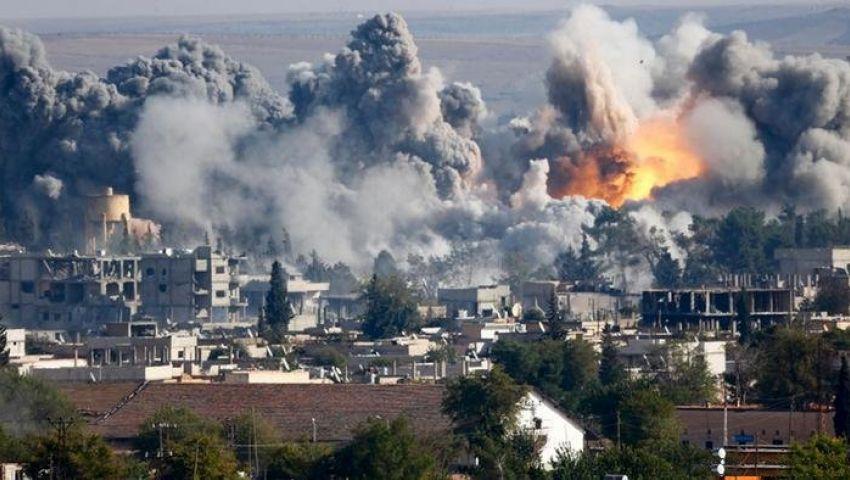 سوريا.. ثوار الرقة يسيطر على قرية بكوباني